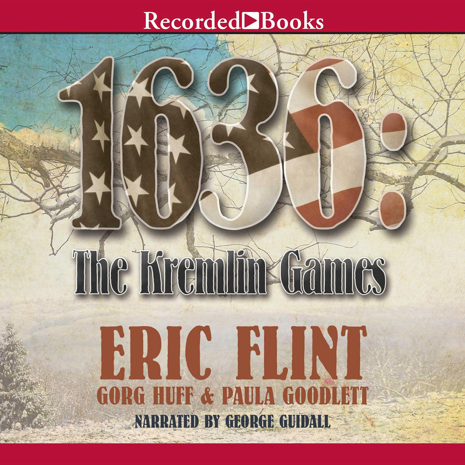 Printable 1636: The Kremlin Games Audiobook Cover Art