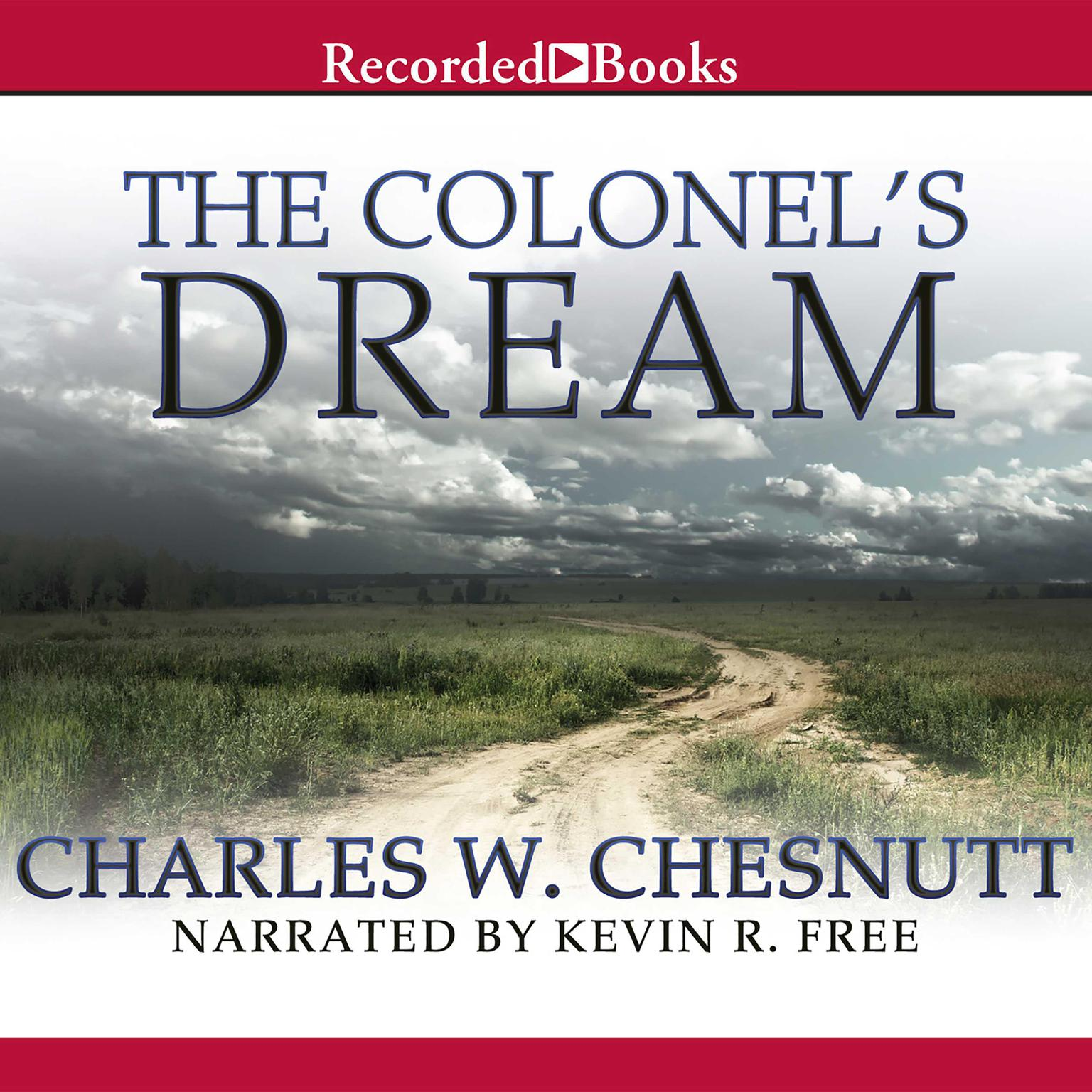 Printable The Colonel's Dream Audiobook Cover Art