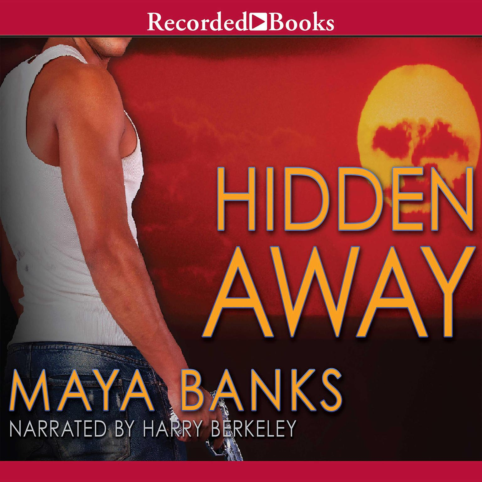 Printable Hidden Away Audiobook Cover Art