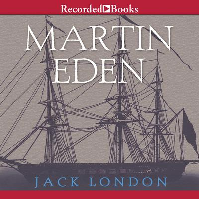 Martin Eden Audiobook, by