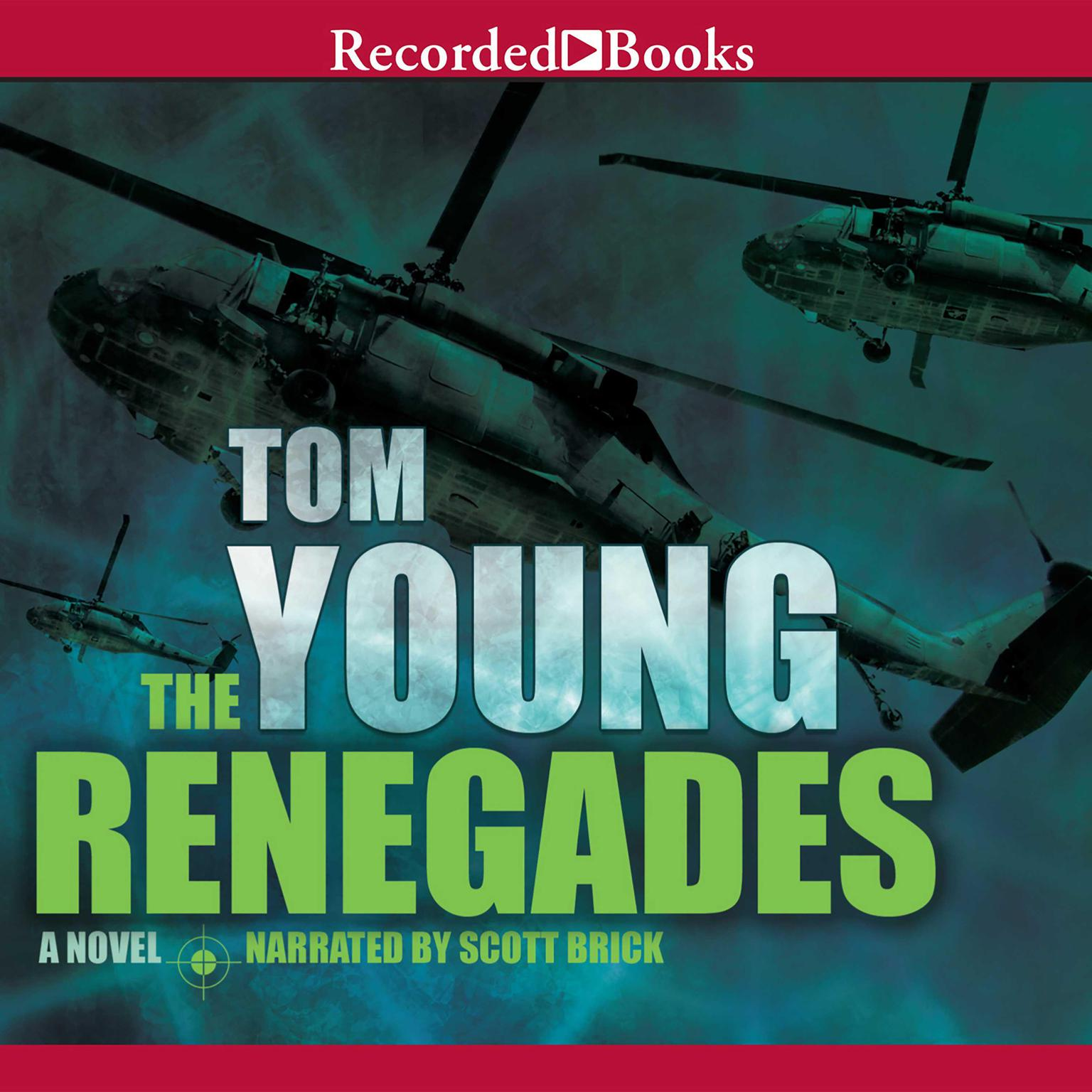 Printable The Renegades Audiobook Cover Art