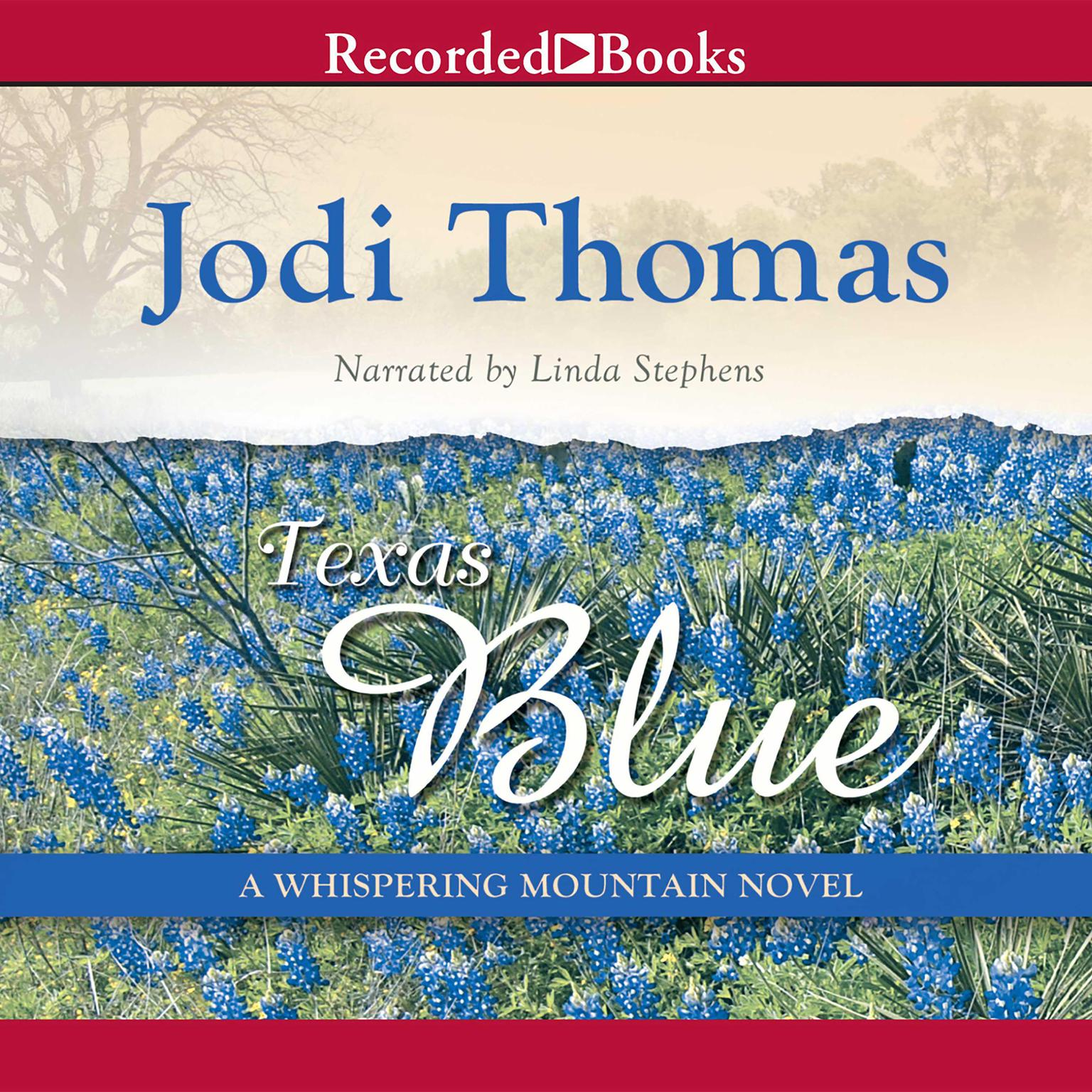 Printable Texas Blue Audiobook Cover Art