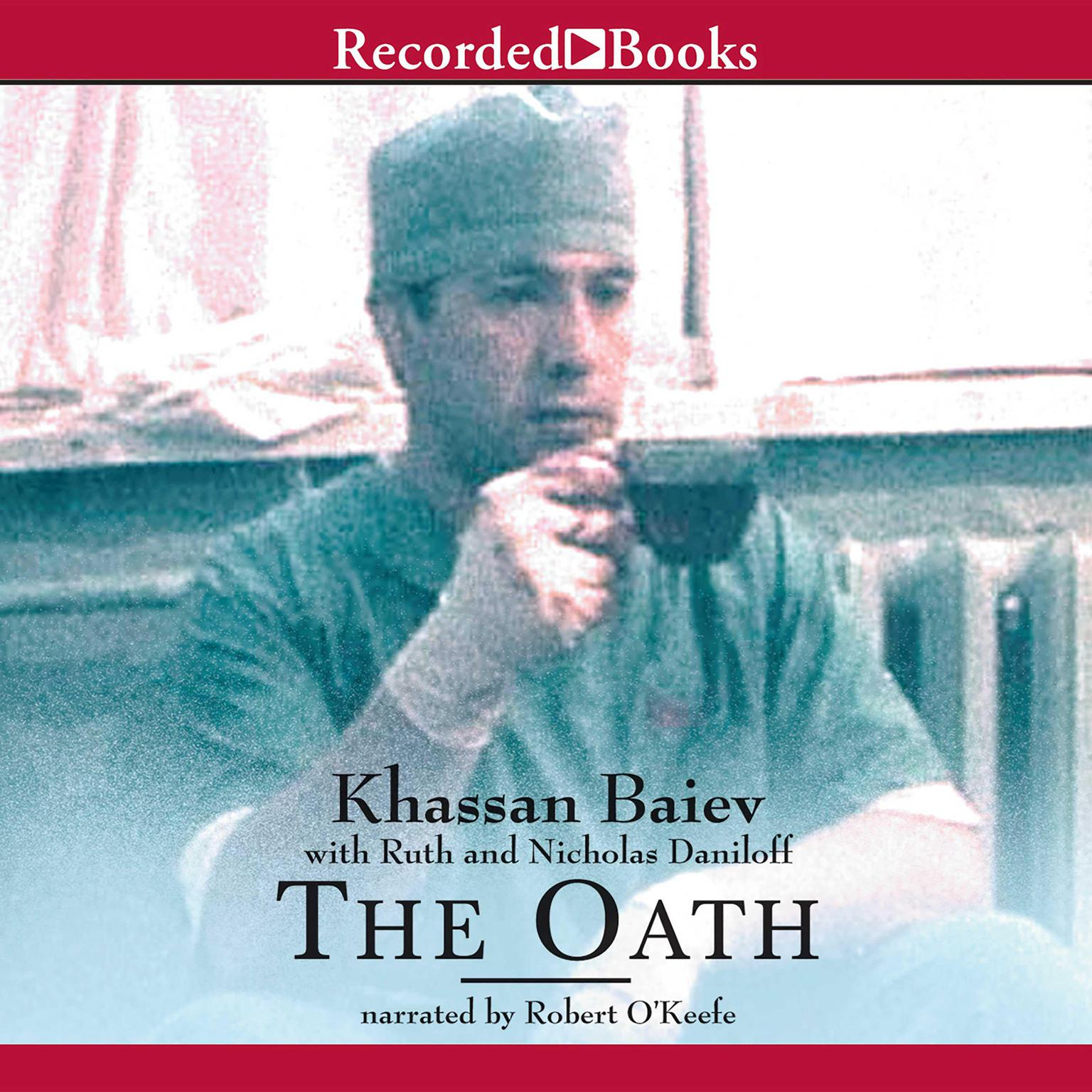 Printable The Oath: A Surgeon Under Fire Audiobook Cover Art