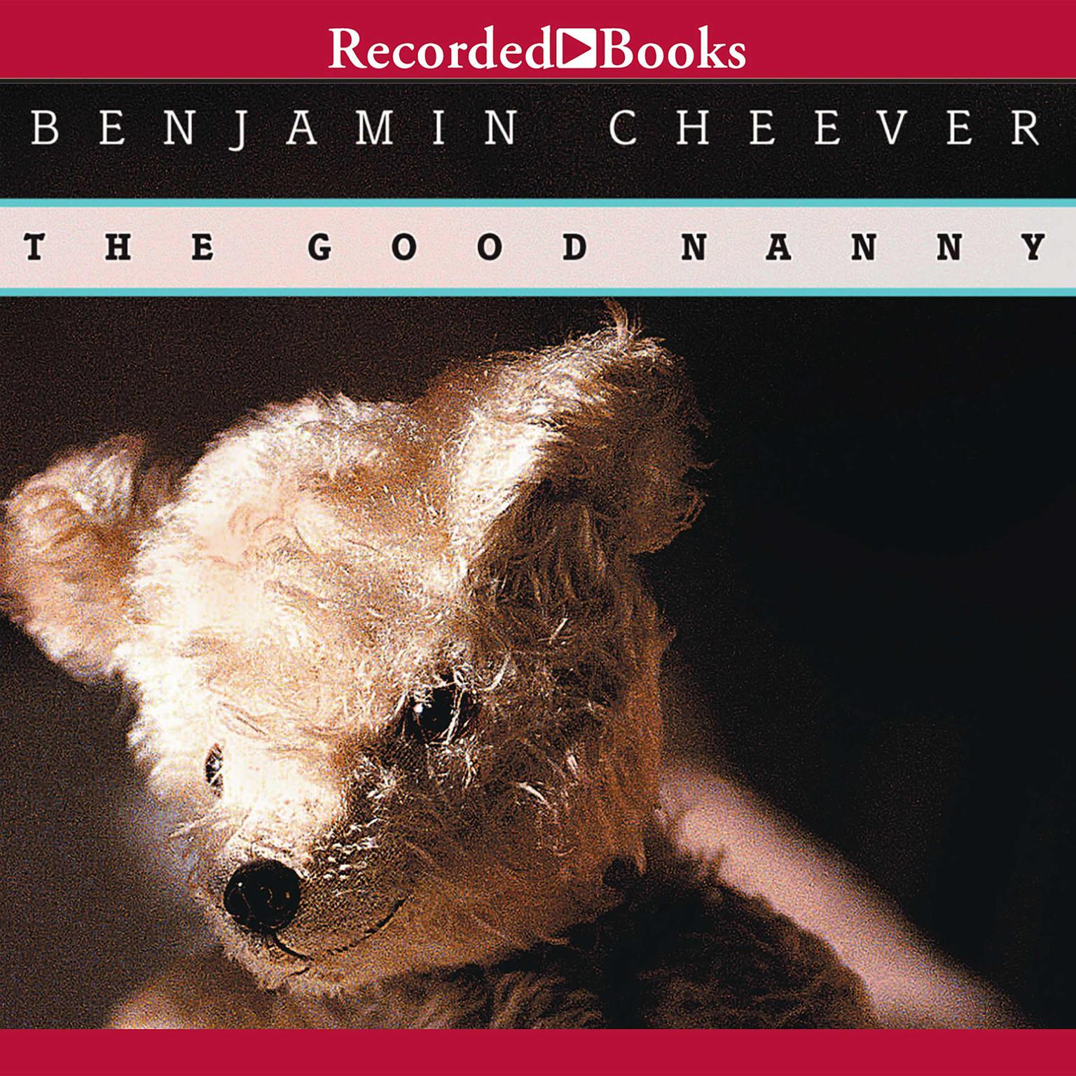 Printable The Good Nanny Audiobook Cover Art