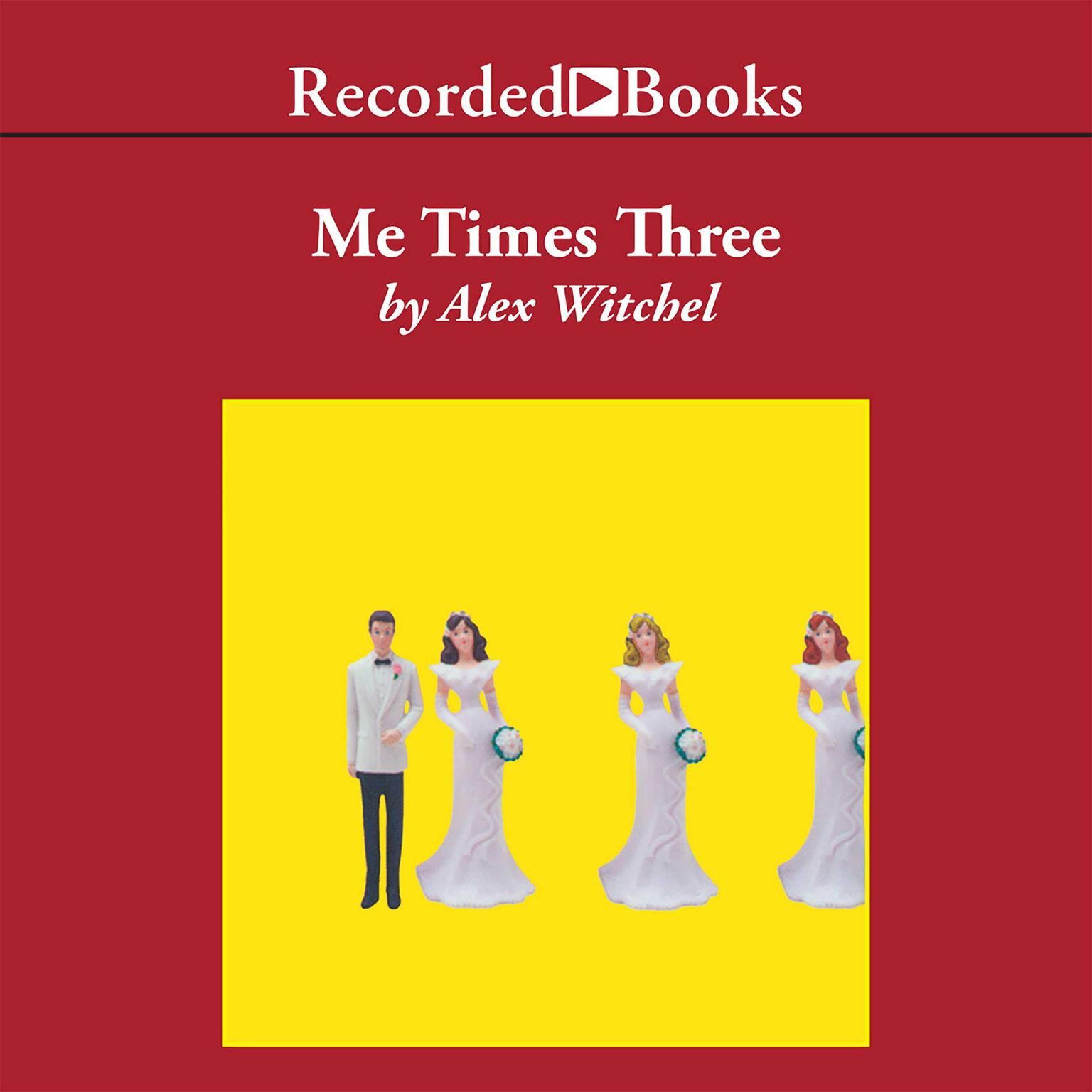 Printable Me Times Three Audiobook Cover Art