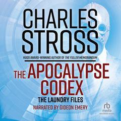 Apocalypse Codex Audiobook, by Charles Stross