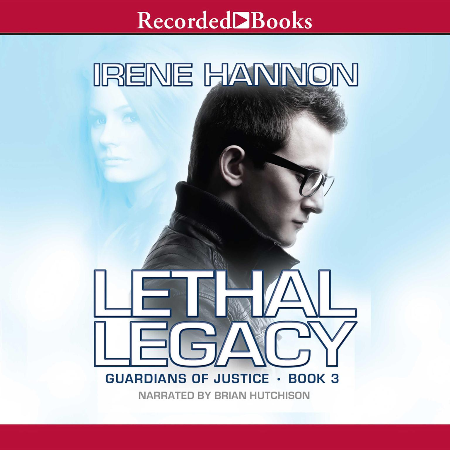 Printable Lethal Legacy Audiobook Cover Art