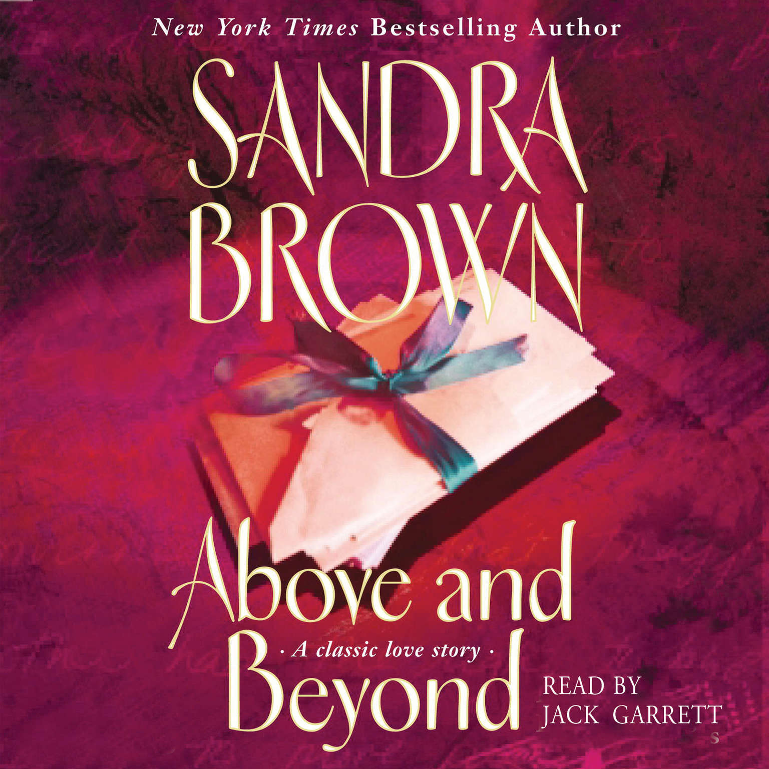 Printable Above and Beyond Audiobook Cover Art