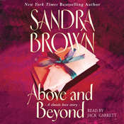 Above and Beyond Audiobook, by Sandra Brown
