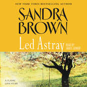 Led Astray Audiobook, by Sandra Brown