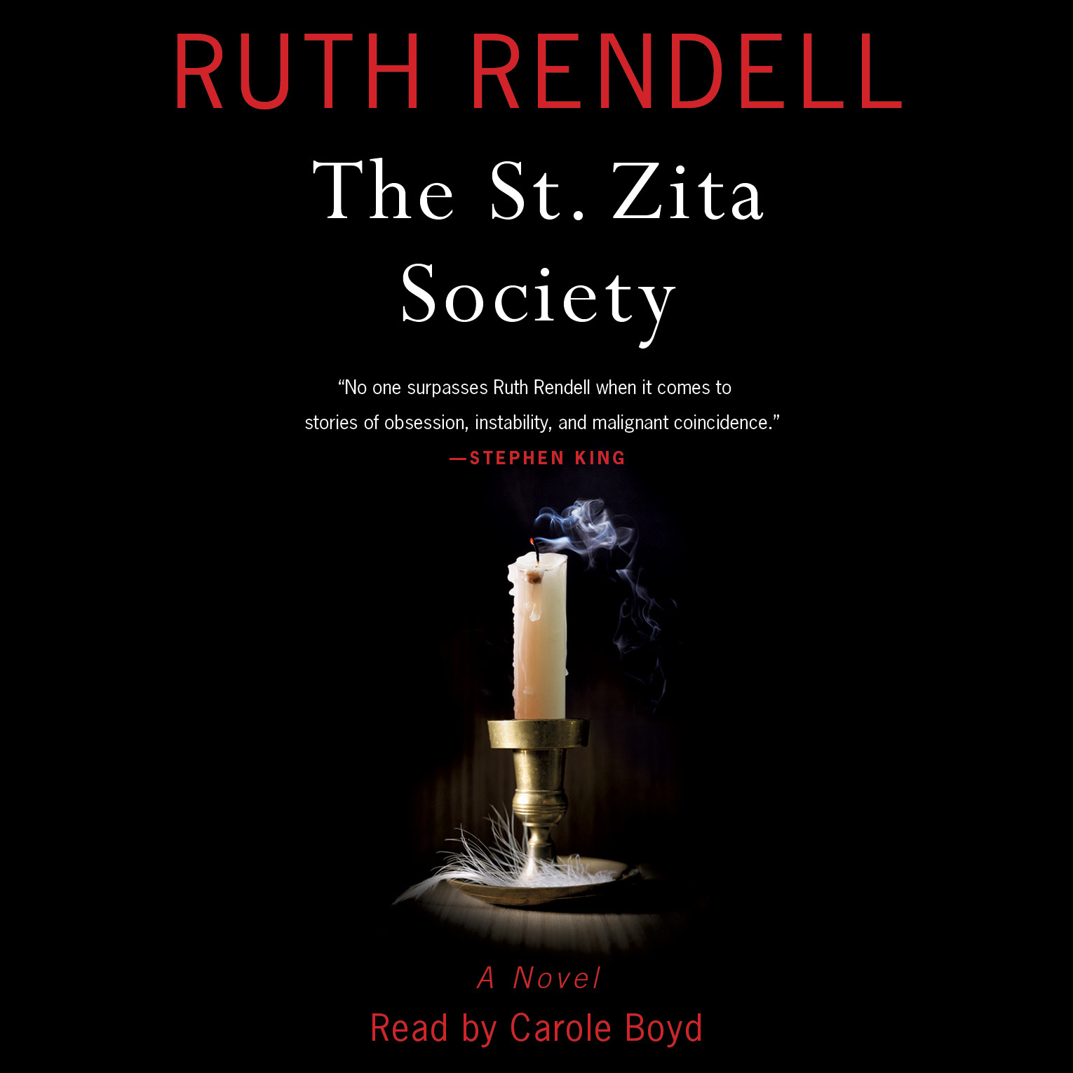 Printable The St. Zita Society: A Novel Audiobook Cover Art