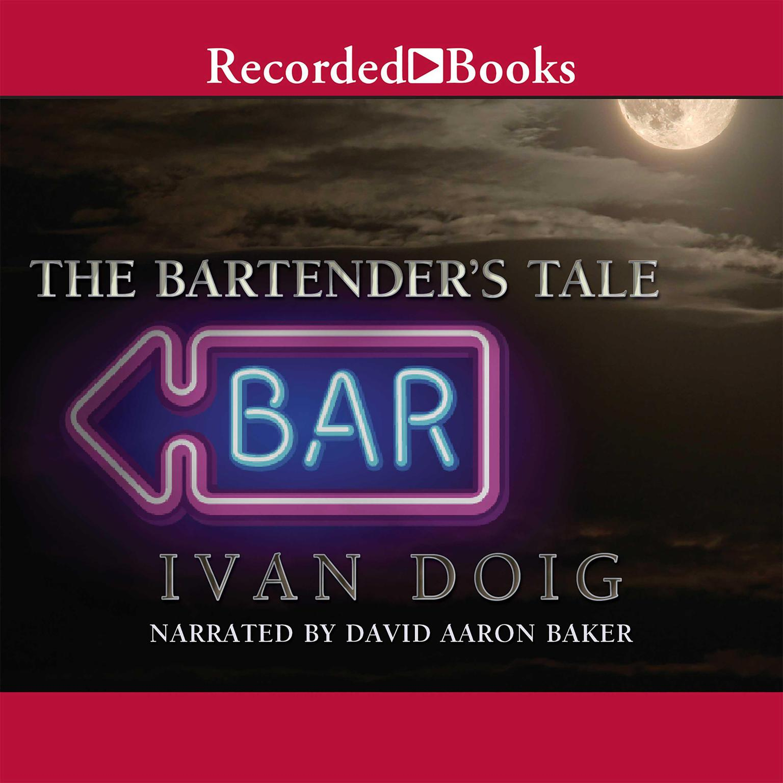Printable The Bartender's Tale Audiobook Cover Art