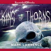 King of Thorns Audiobook, by Mark Lawrence
