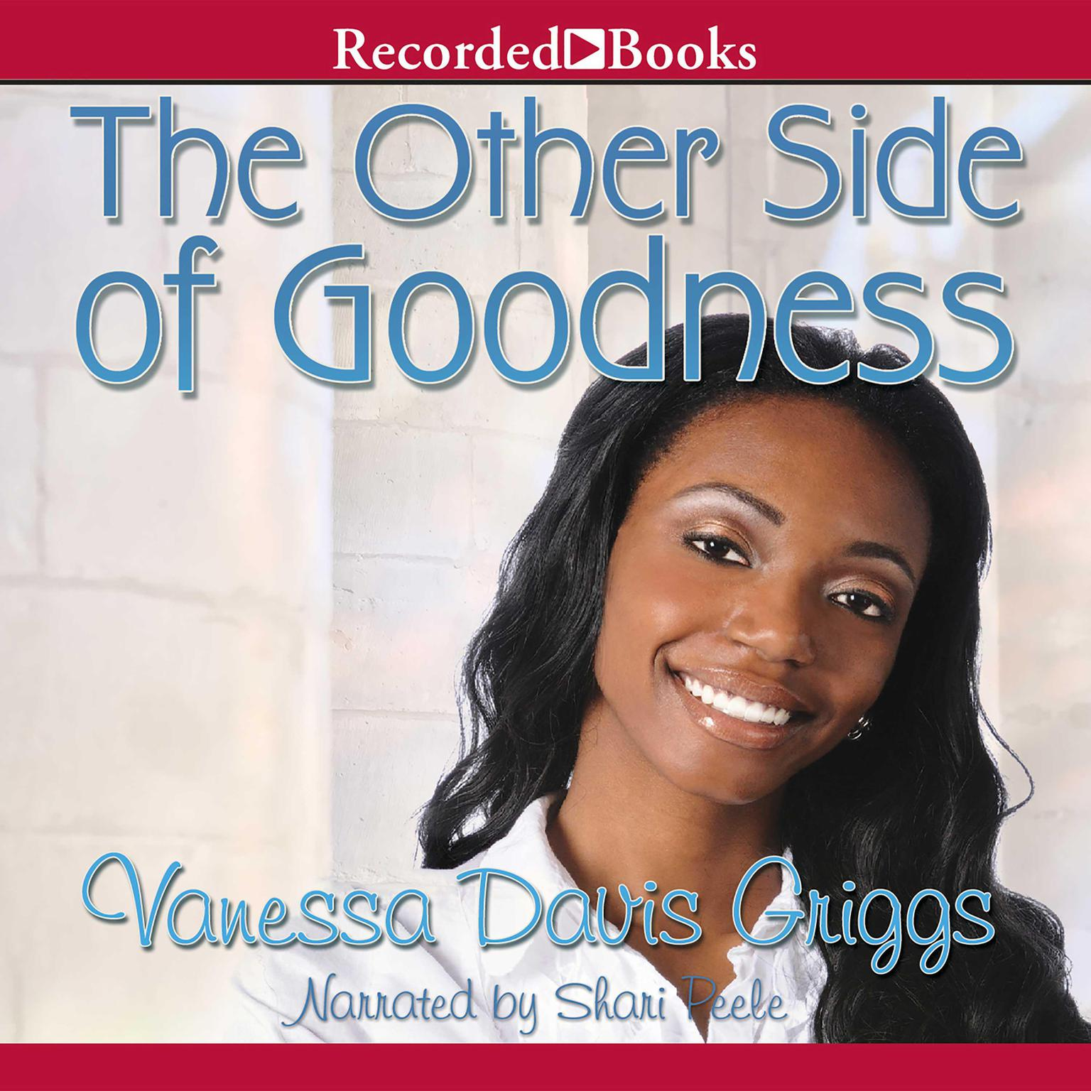 Printable The Other Side of Goodness Audiobook Cover Art