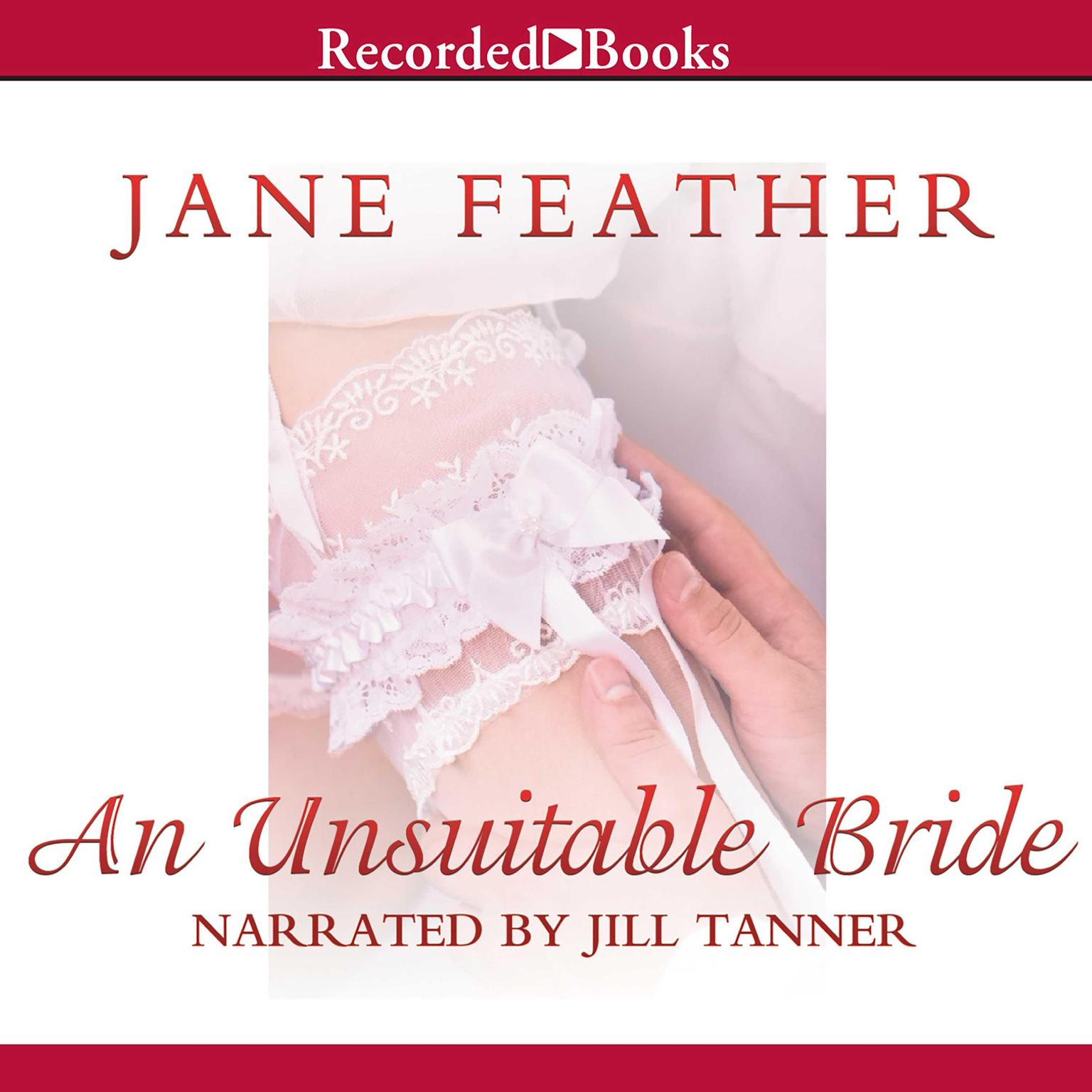 Printable An Unsuitable Bride Audiobook Cover Art