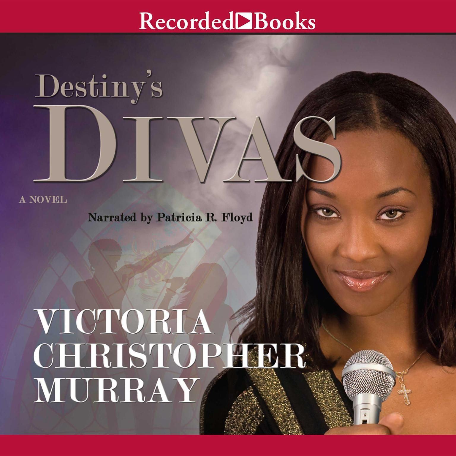 Printable Destiny's Divas Audiobook Cover Art