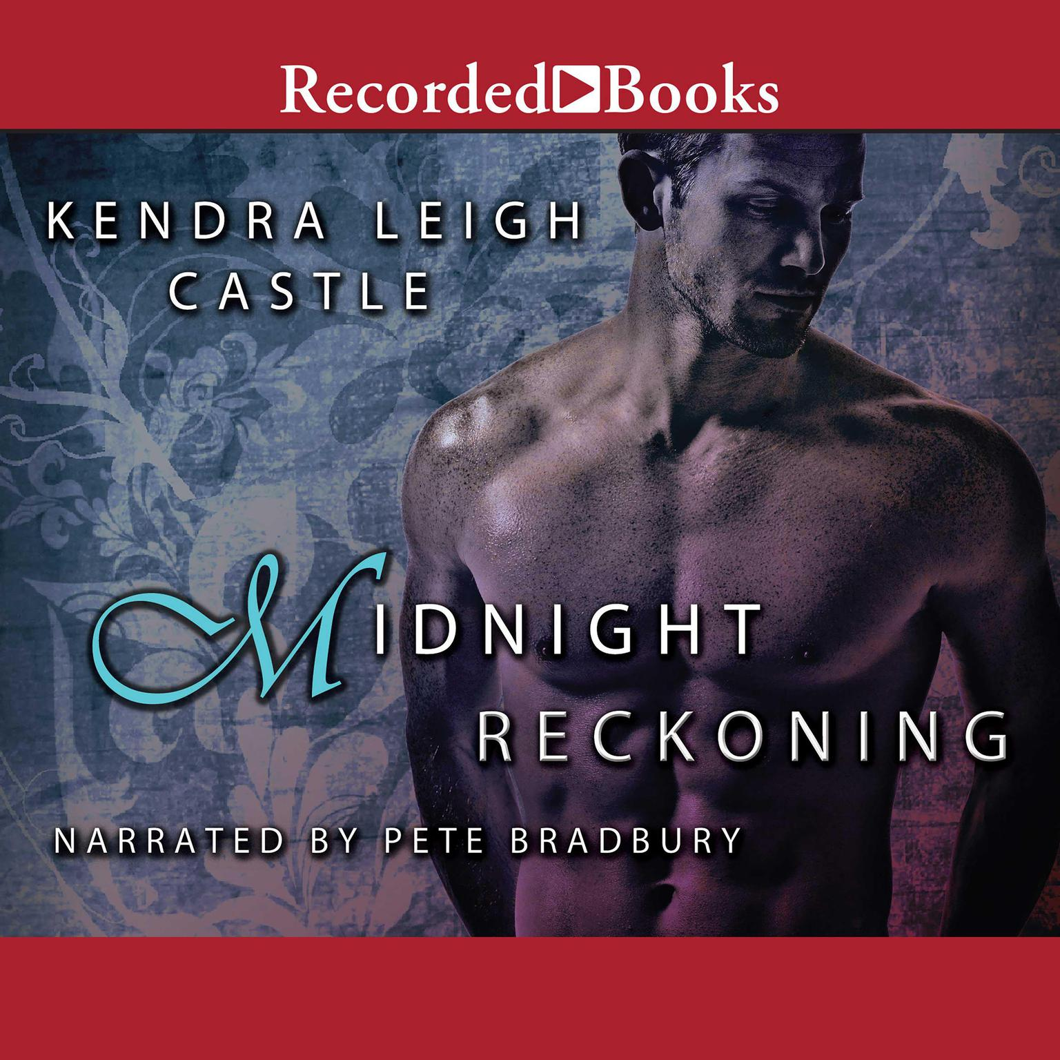 Printable Midnight Reckoning Audiobook Cover Art