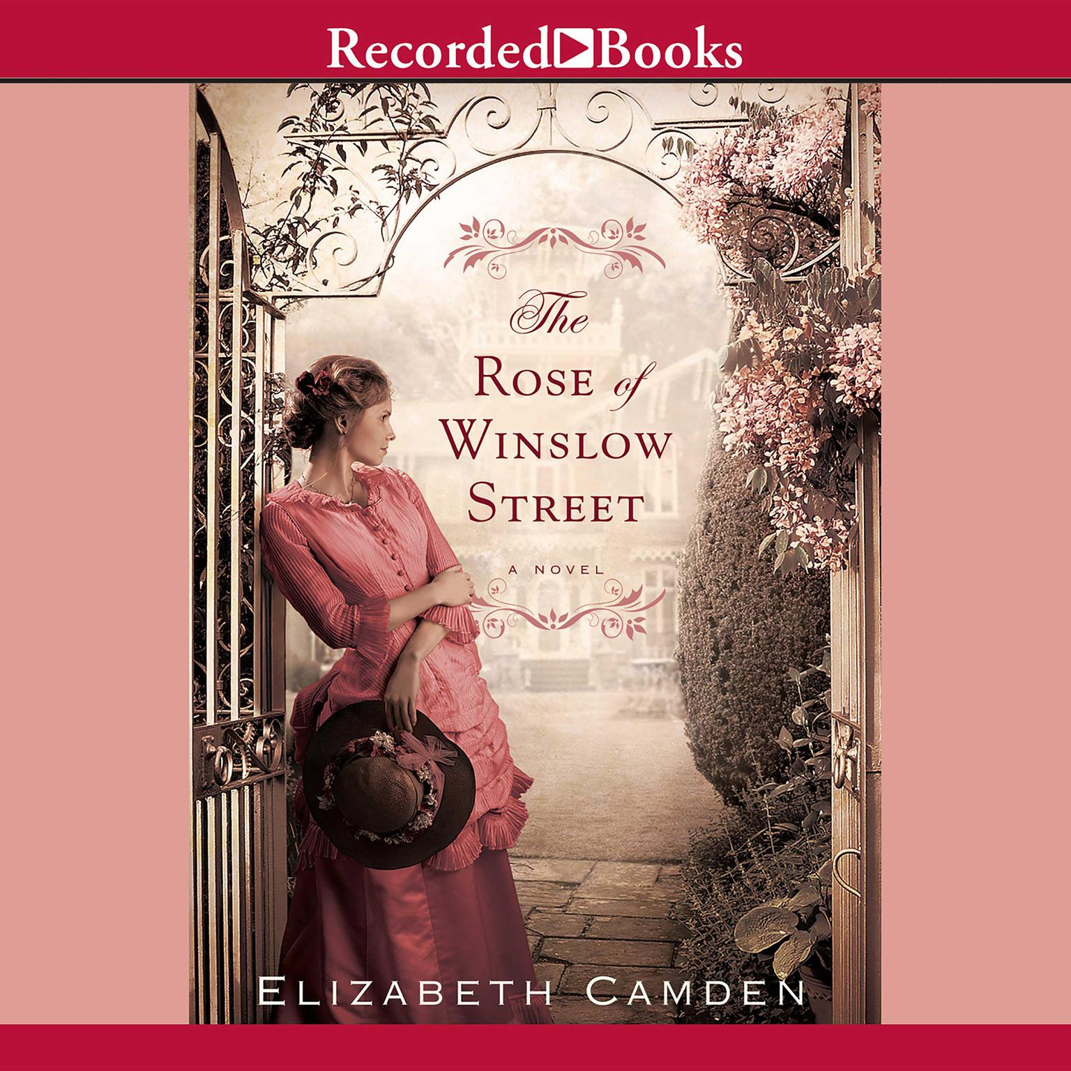 Printable The Rose of Winslow Street Audiobook Cover Art