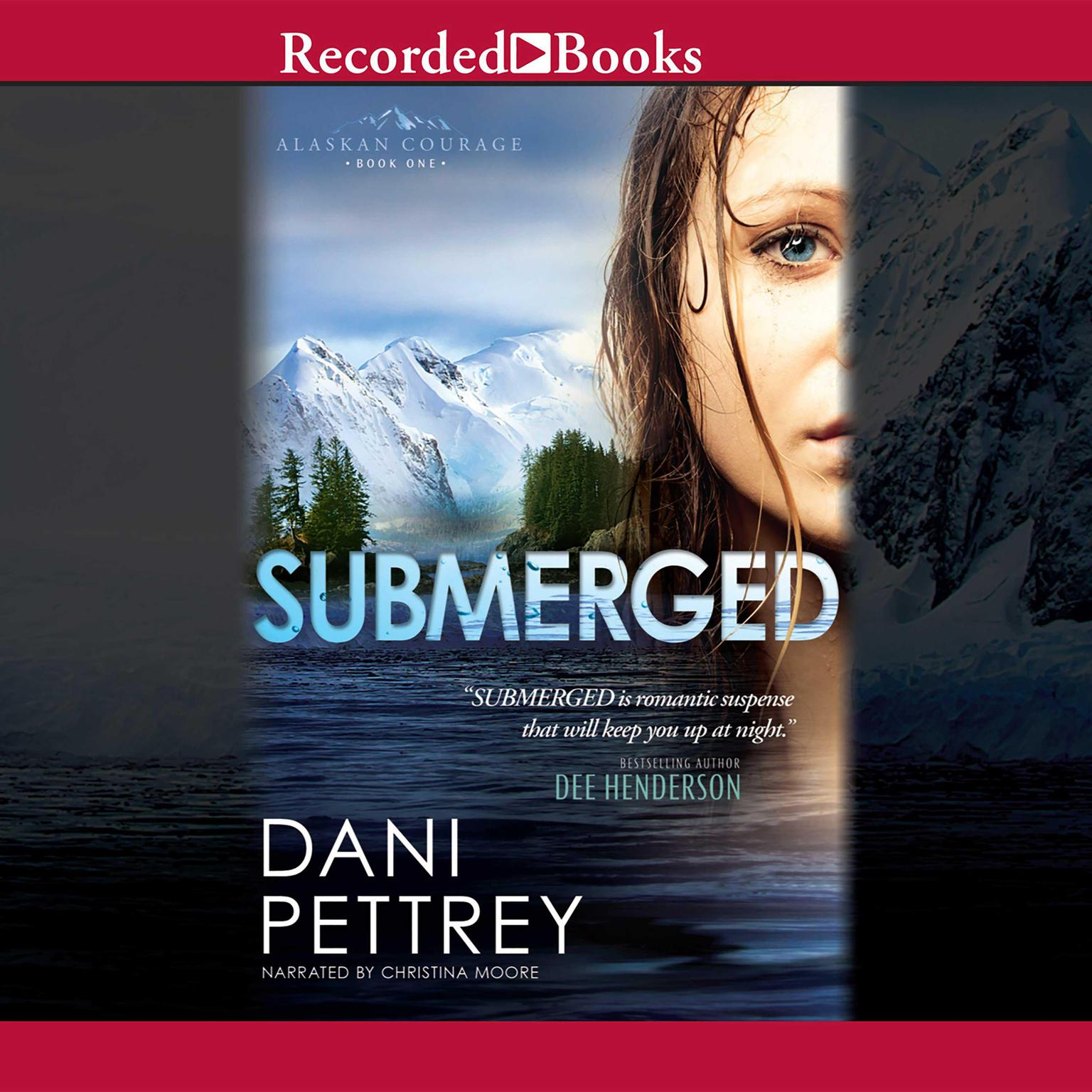 Printable Submerged Audiobook Cover Art