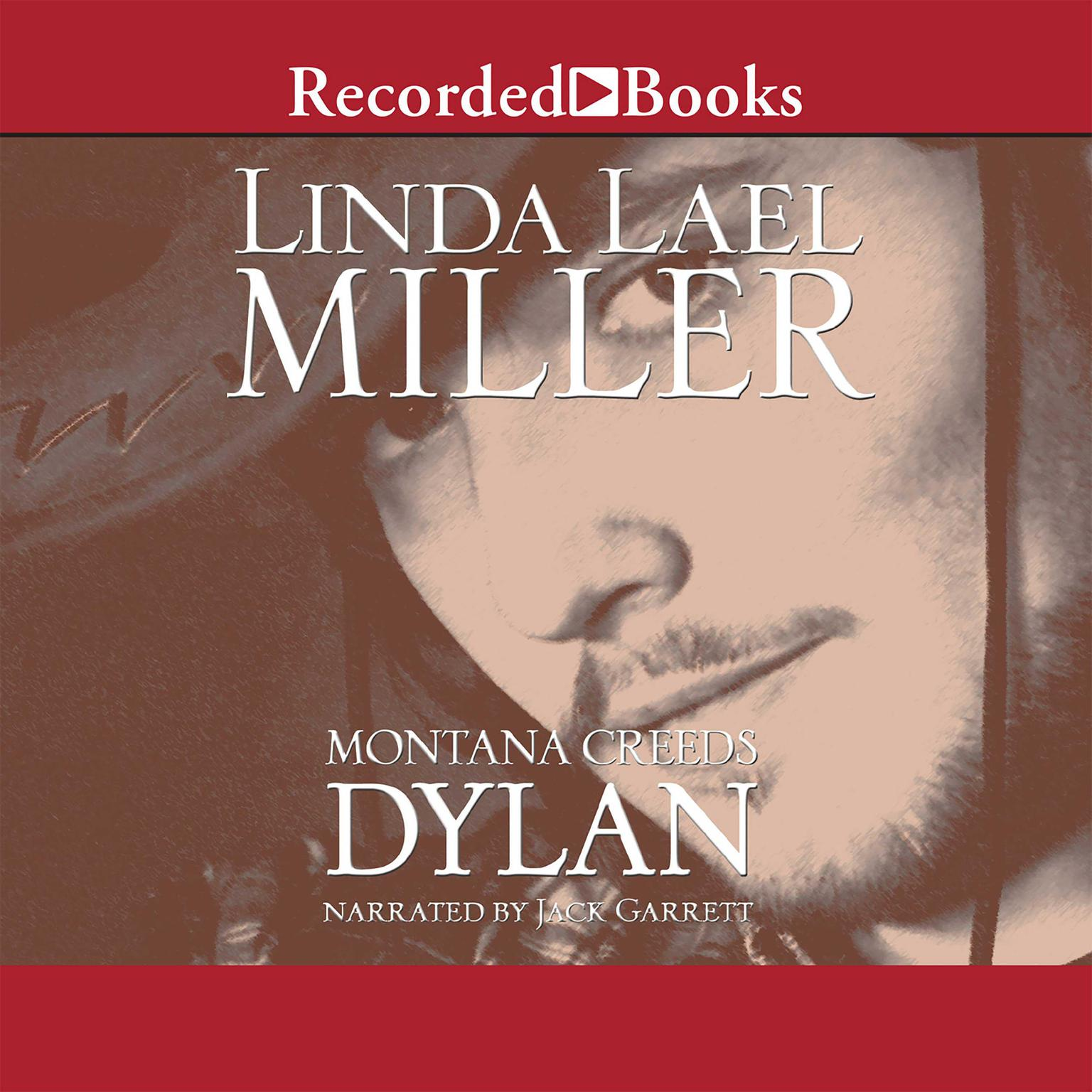 Printable Montana Creeds: Dylan Audiobook Cover Art