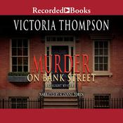 Murder on Bank Street, by Victoria Thompson