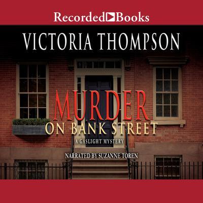 Murder on Bank Street Audiobook, by