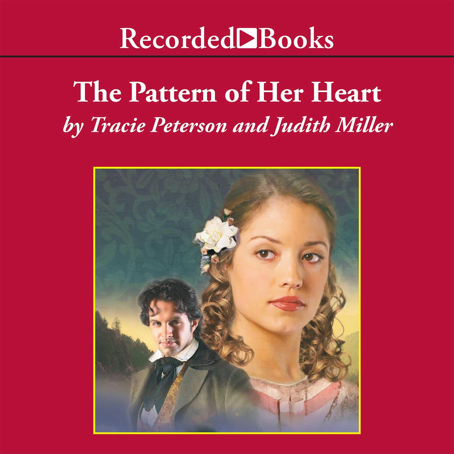 Printable The Pattern of Her Heart Audiobook Cover Art
