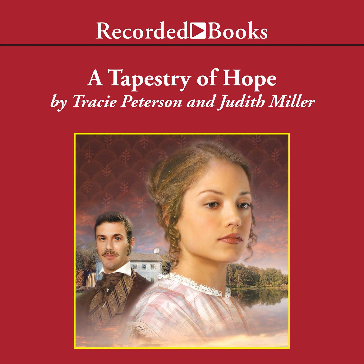 Printable A Tapestry of Hope Audiobook Cover Art