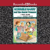 Horrible Harry and the Secret Treasure Audiobook, by Suzy Kline