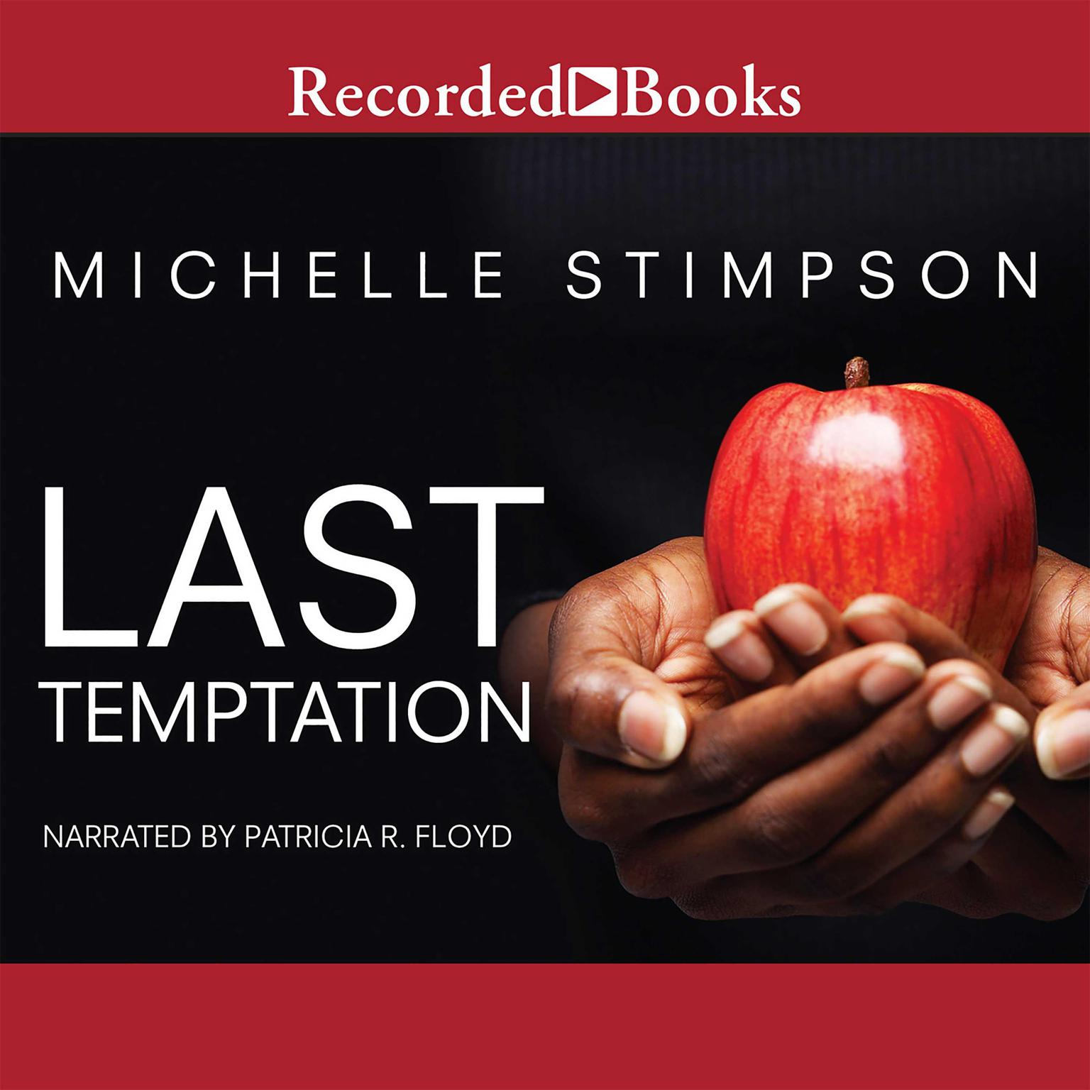 Printable Last Temptation Audiobook Cover Art