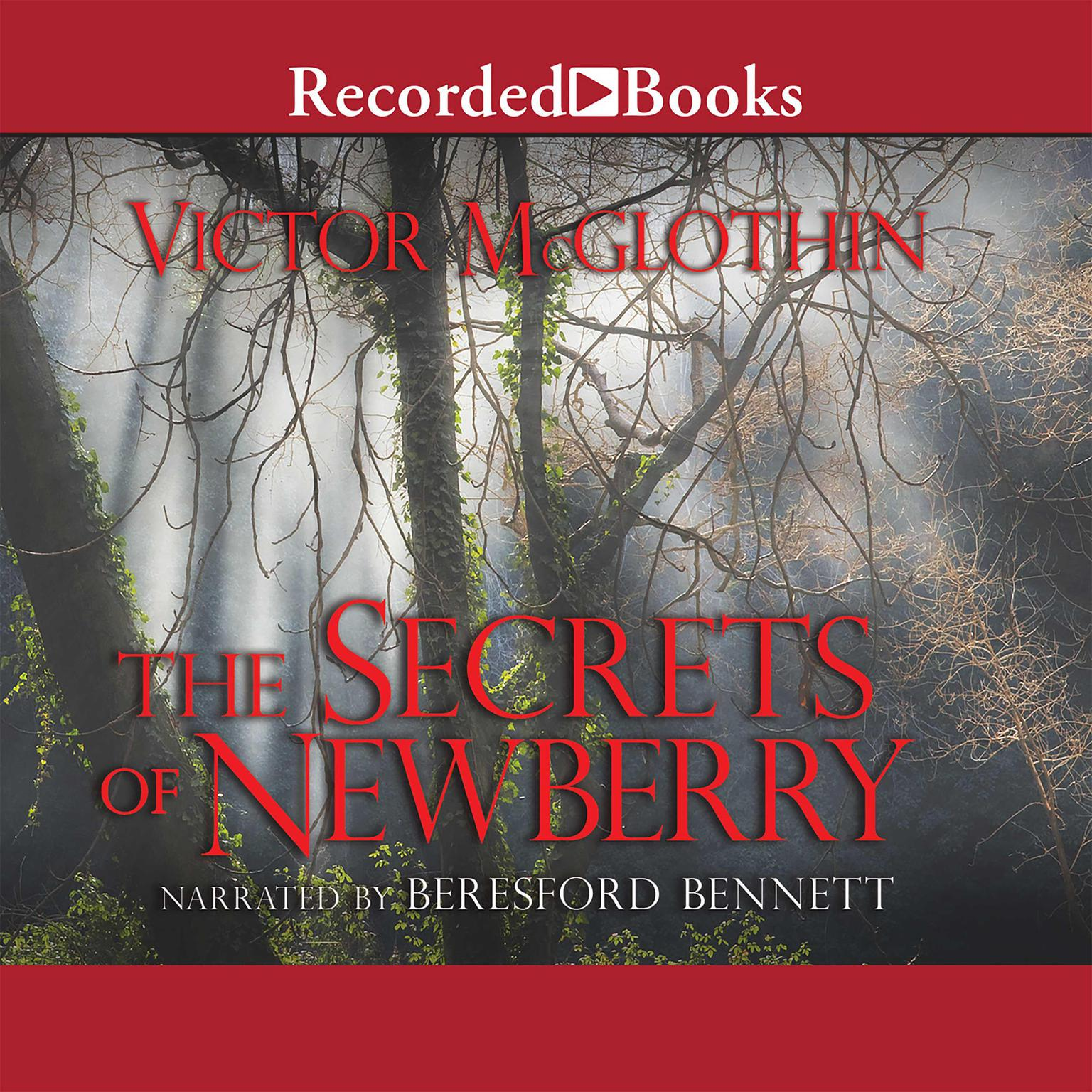 Printable The Secrets of Newberry Audiobook Cover Art