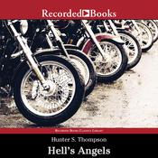 Hell's Angels Audiobook, by Hunter S. Thompson