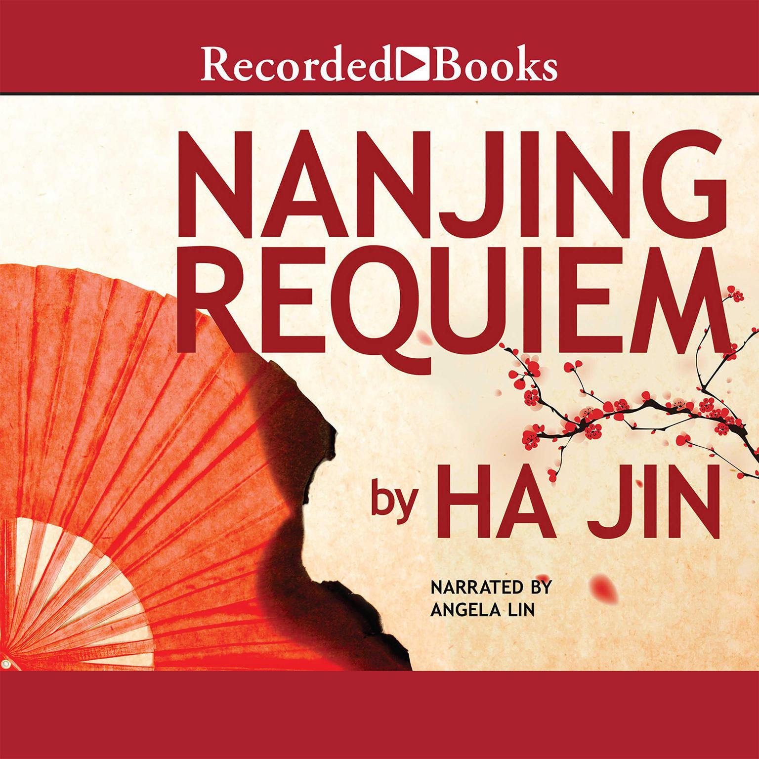 Printable Nanjing Requiem Audiobook Cover Art