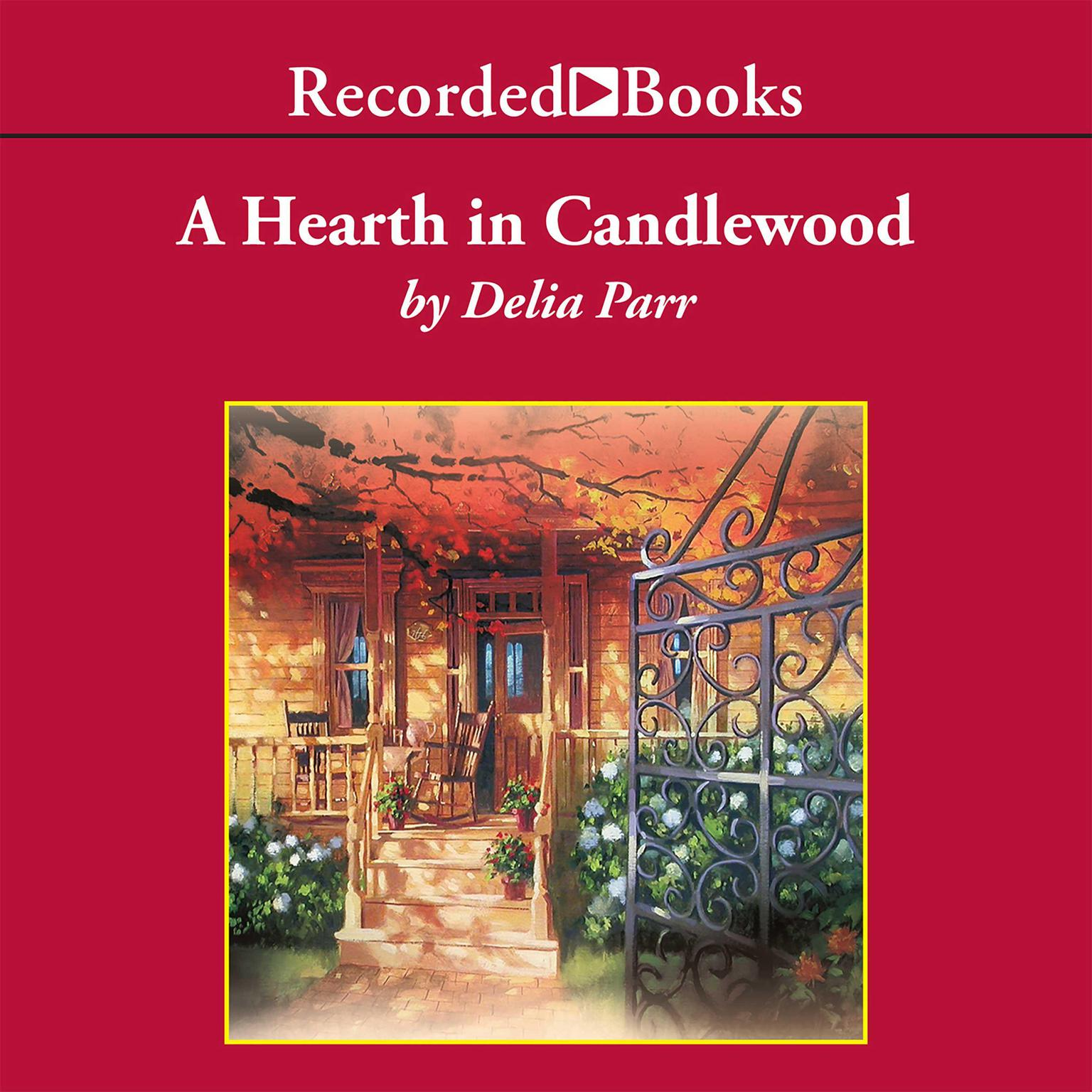 Printable A Hearth in Candlewood Audiobook Cover Art