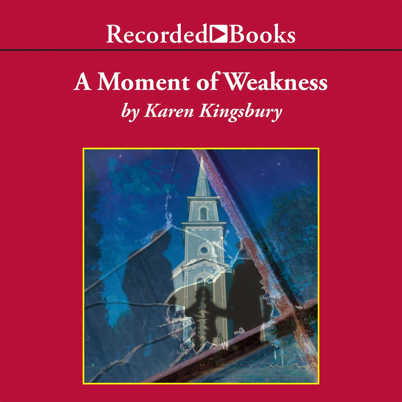 Printable A Moment of Weakness Audiobook Cover Art