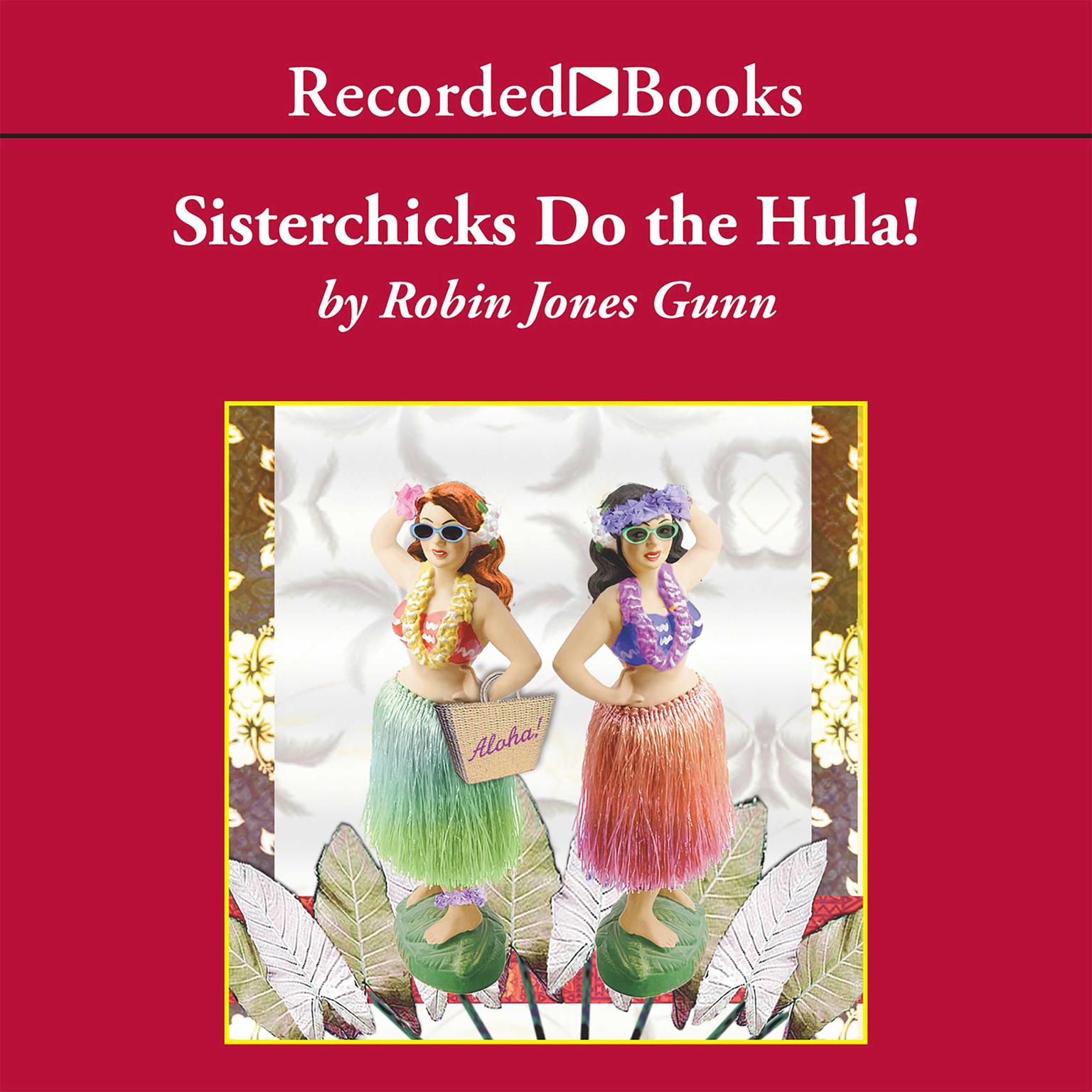 Printable Sisterchicks Do the Hula Audiobook Cover Art