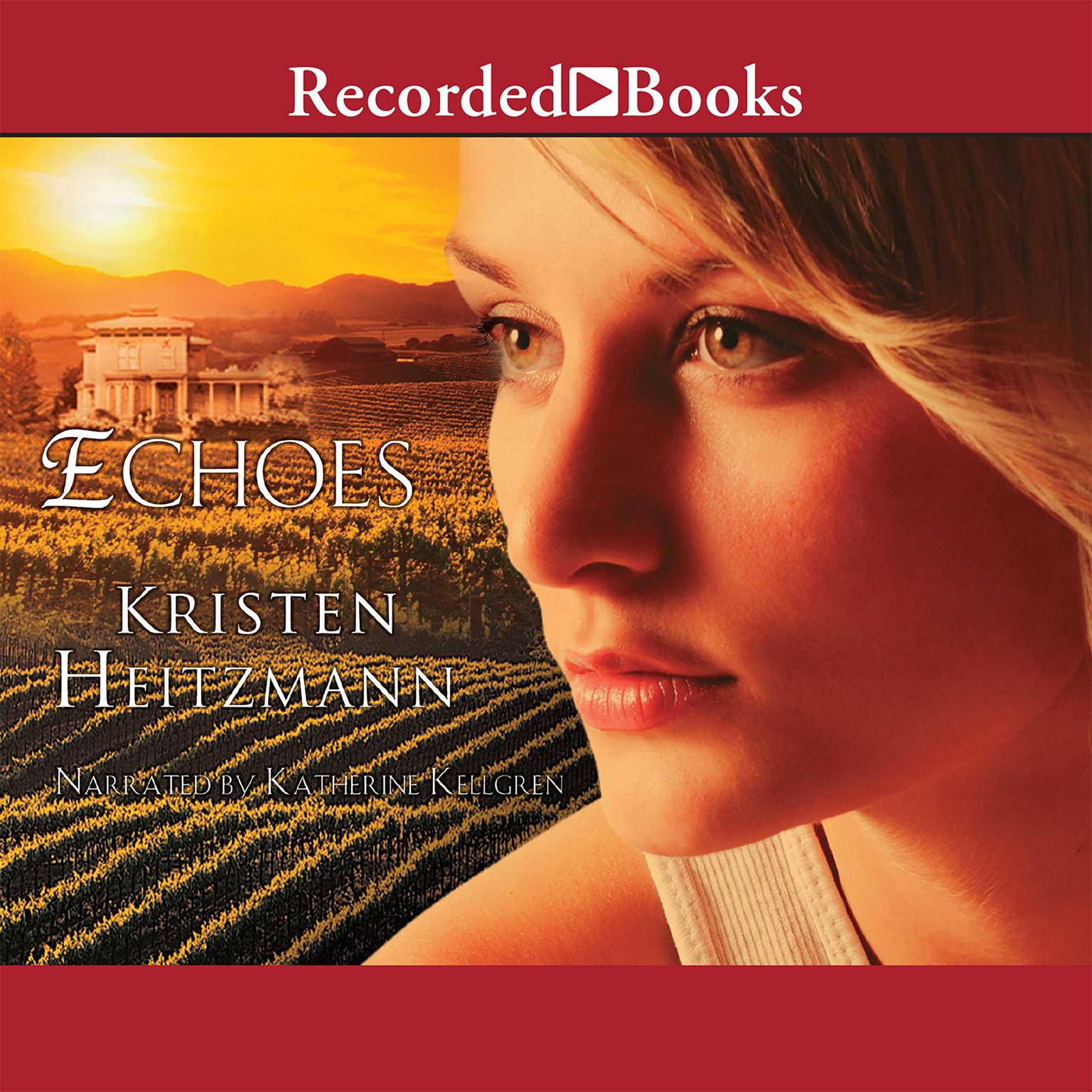 Printable Echoes Audiobook Cover Art