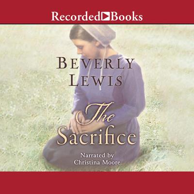 Printable The Sacrifice Audiobook Cover Art