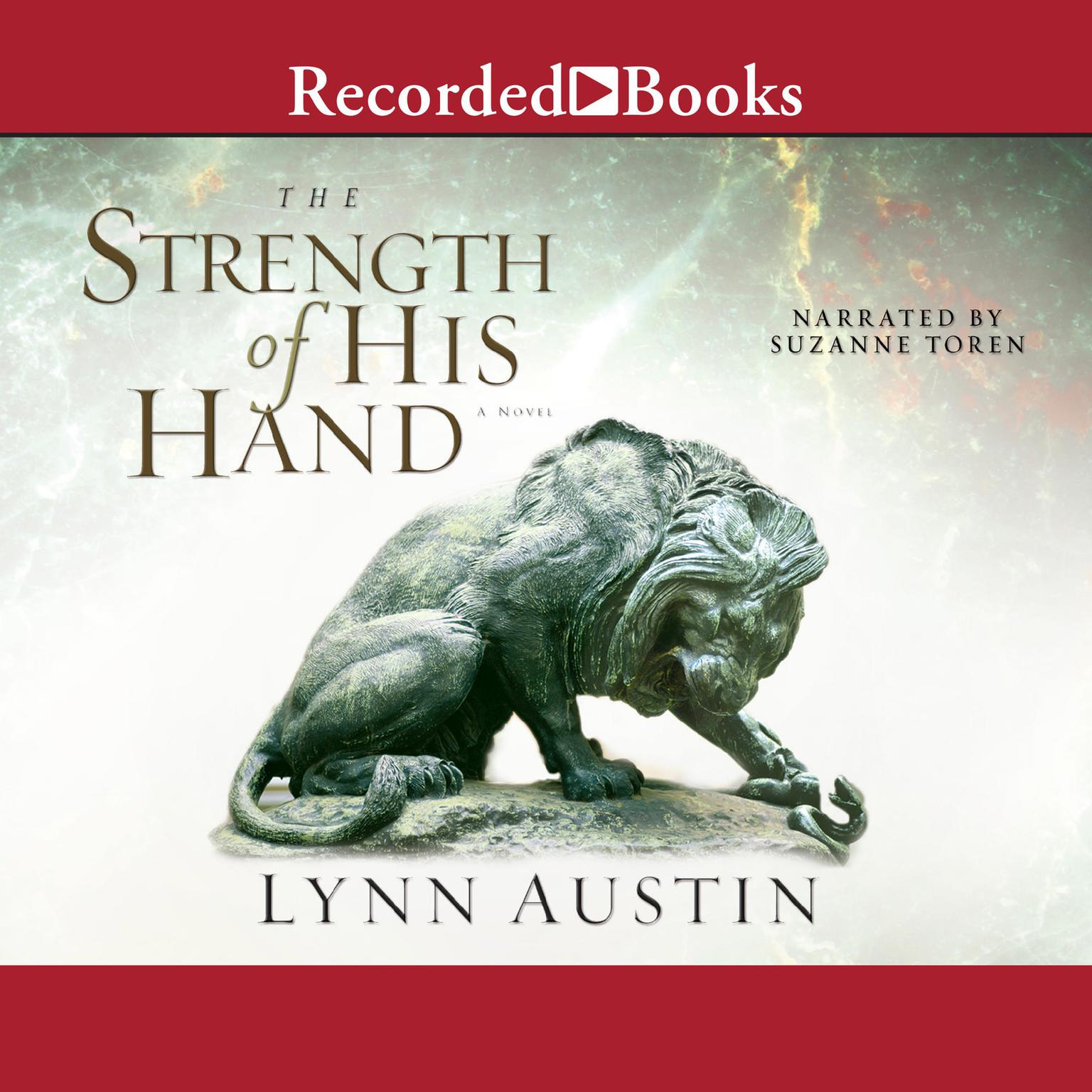 Printable The Strength of His Hand Audiobook Cover Art