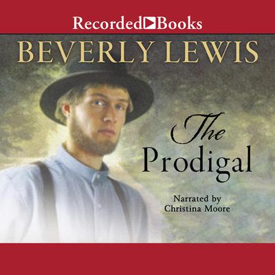 Printable The Prodigal Audiobook Cover Art