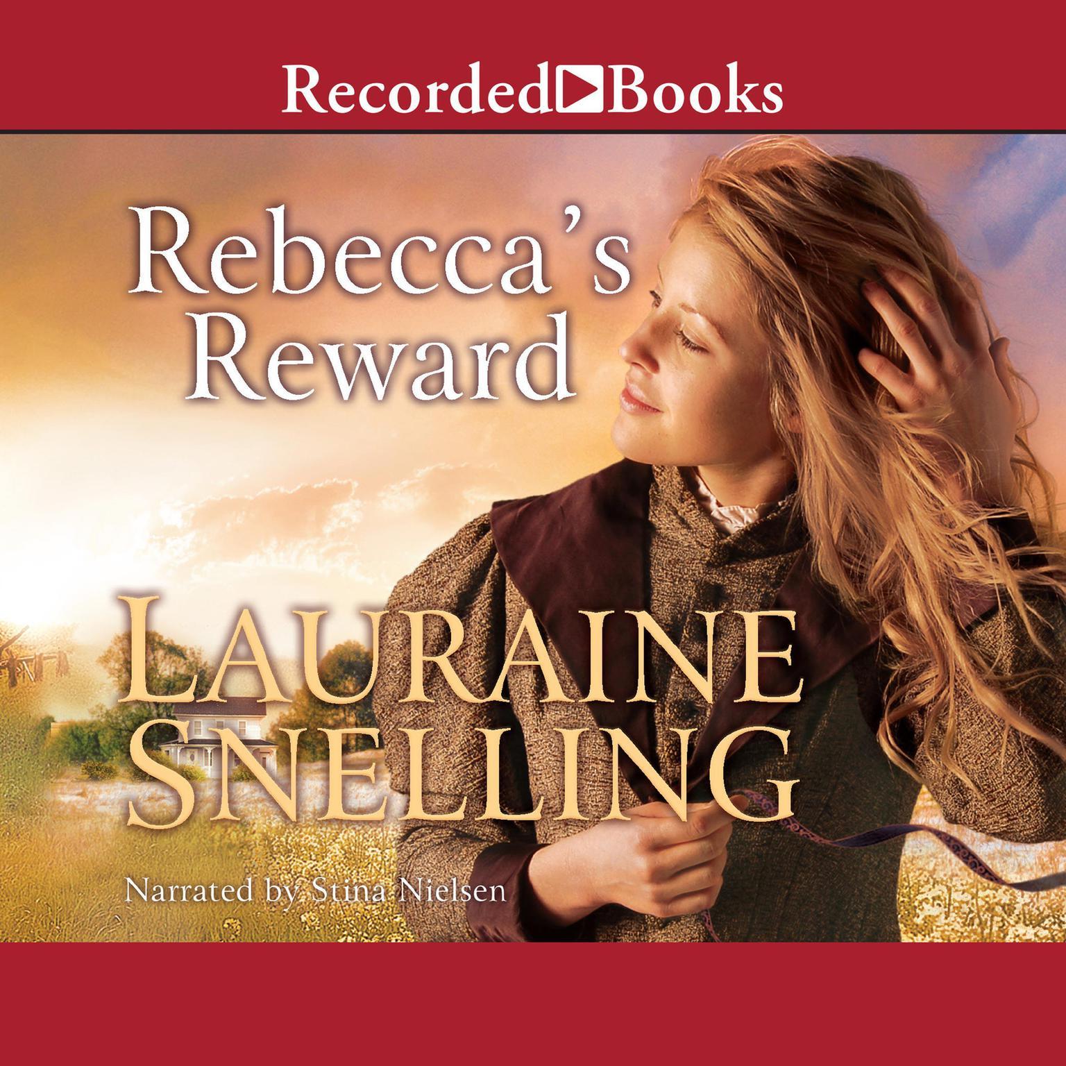 Printable Rebecca's Reward Audiobook Cover Art