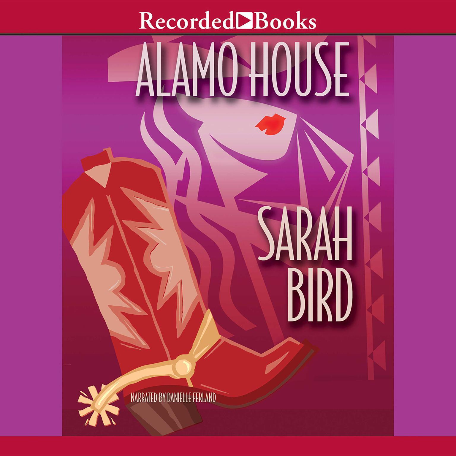 Printable Alamo House Audiobook Cover Art