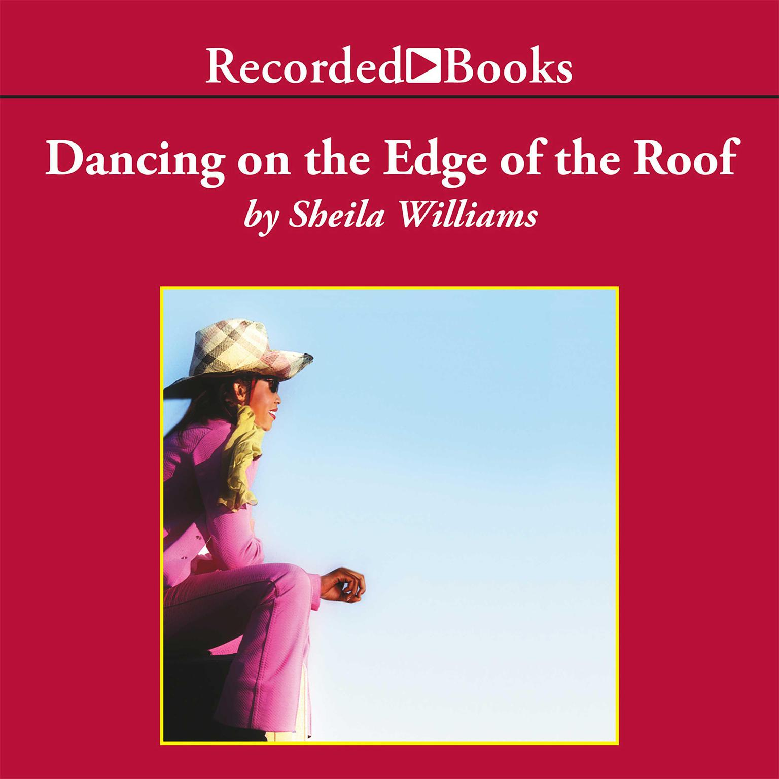 Printable Dancing on the Edge of the Roof Audiobook Cover Art