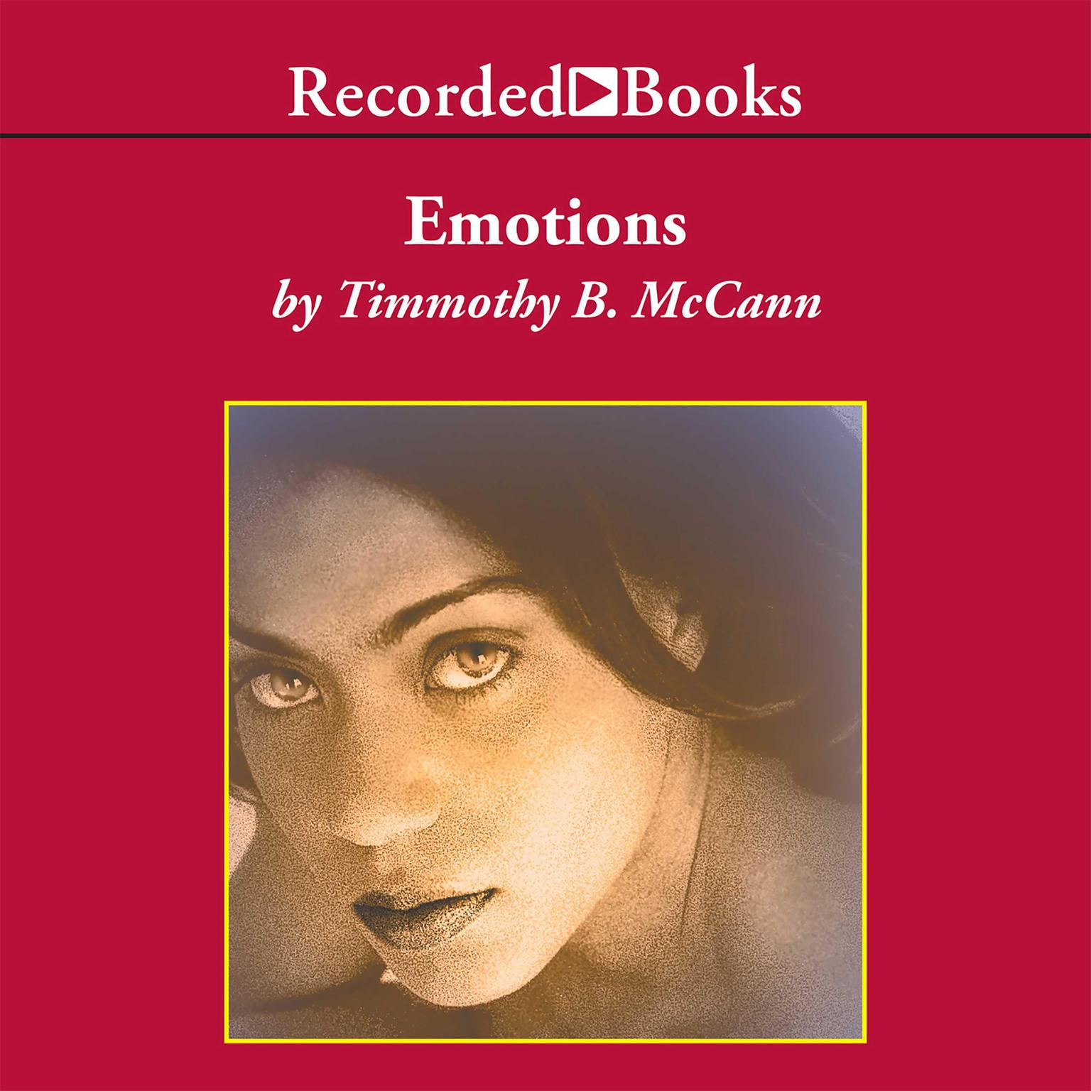 Printable Emotions Audiobook Cover Art