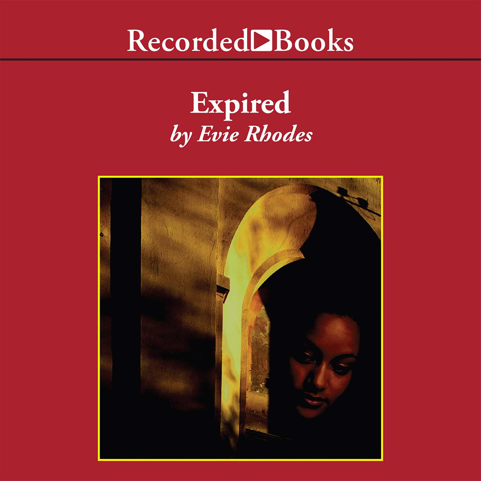 Printable Expired Audiobook Cover Art