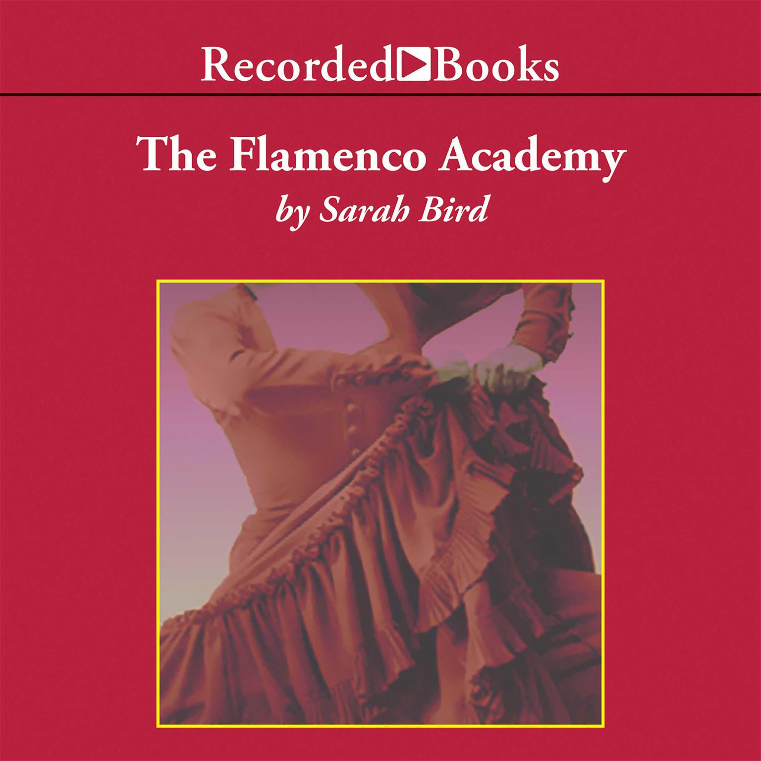Printable The Flamenco Academy Audiobook Cover Art