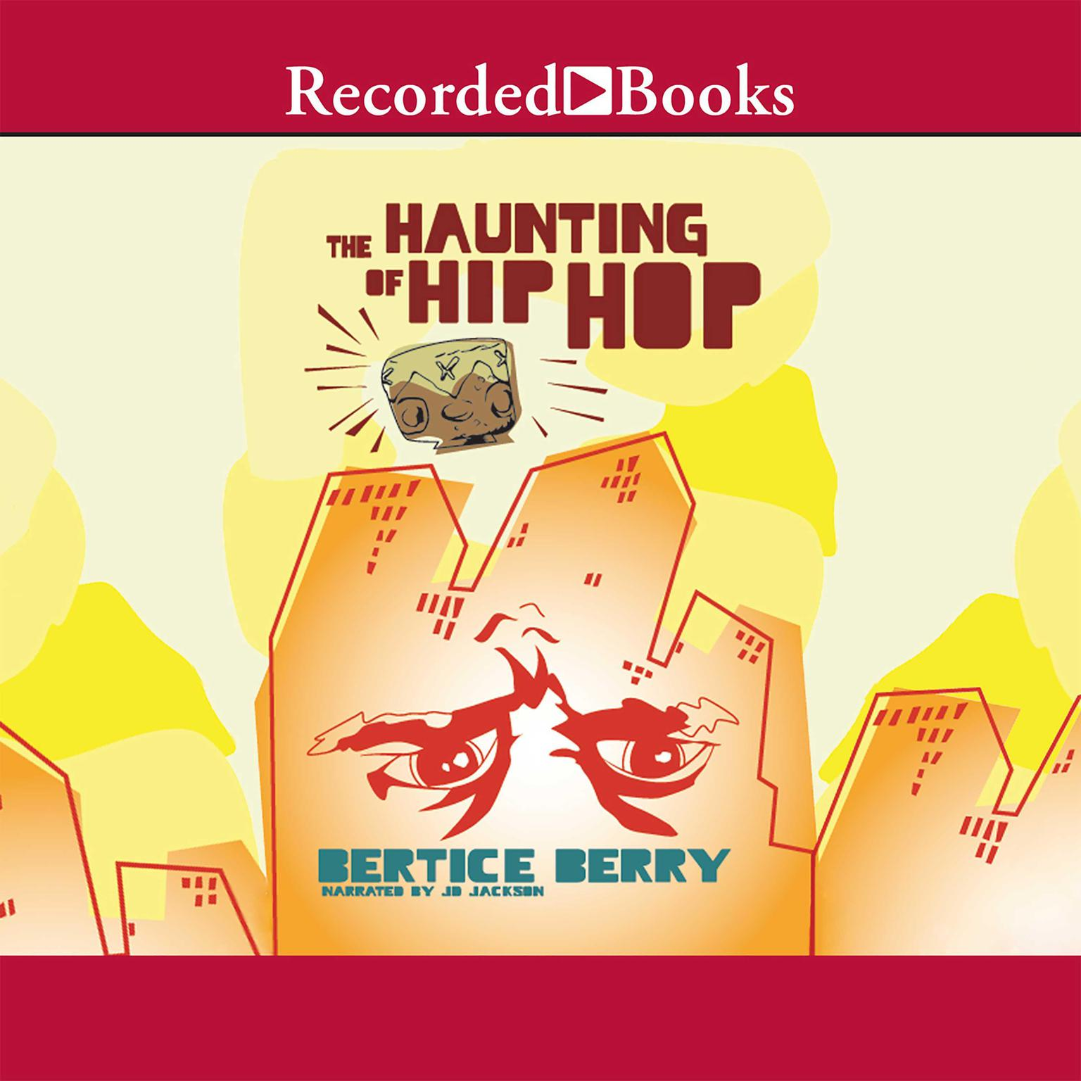 Printable The Haunting of Hip Hop Audiobook Cover Art