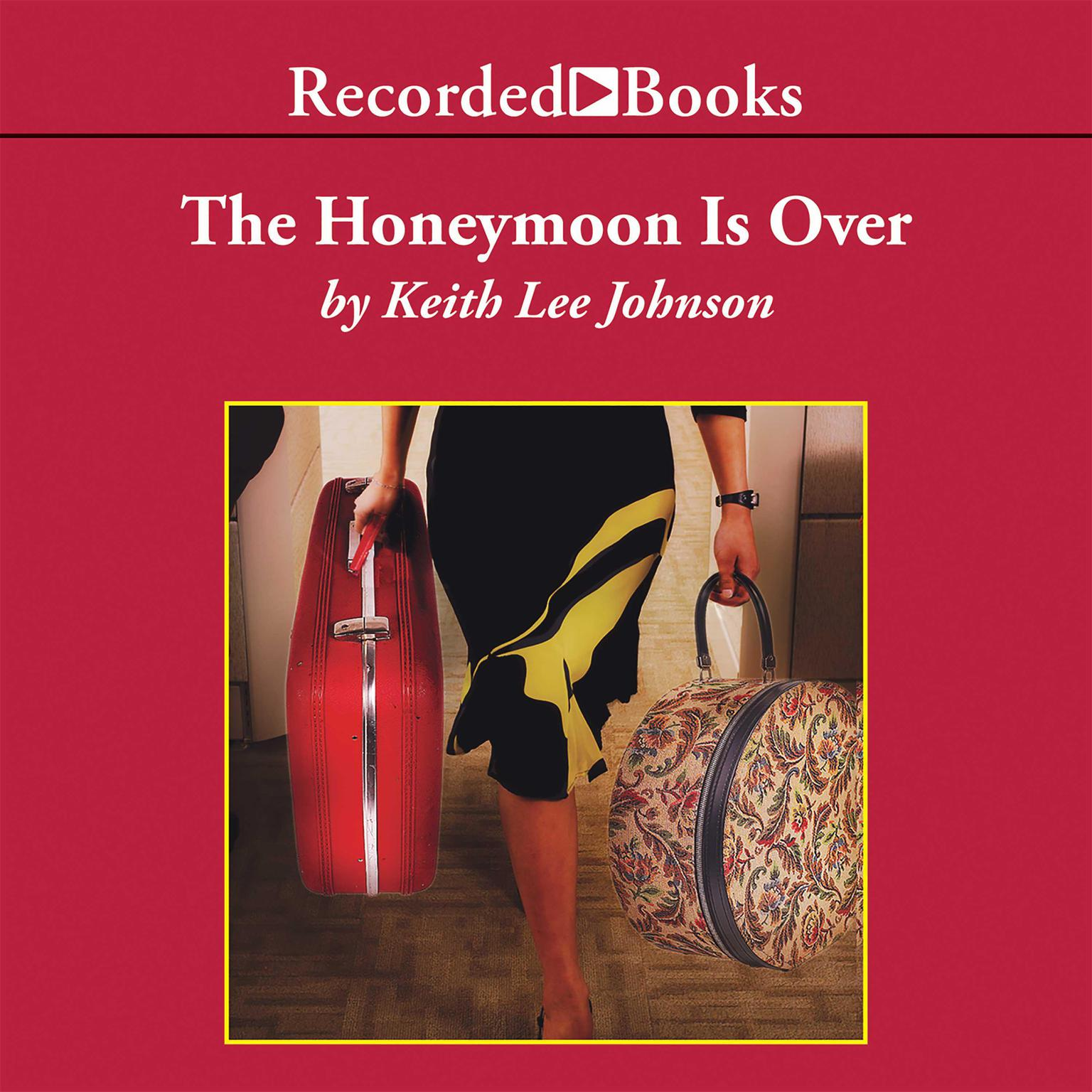 Printable The Honeymoon Is Over Audiobook Cover Art