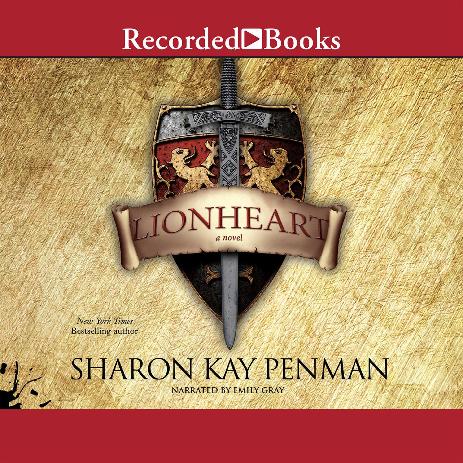 Printable Lionheart Audiobook Cover Art