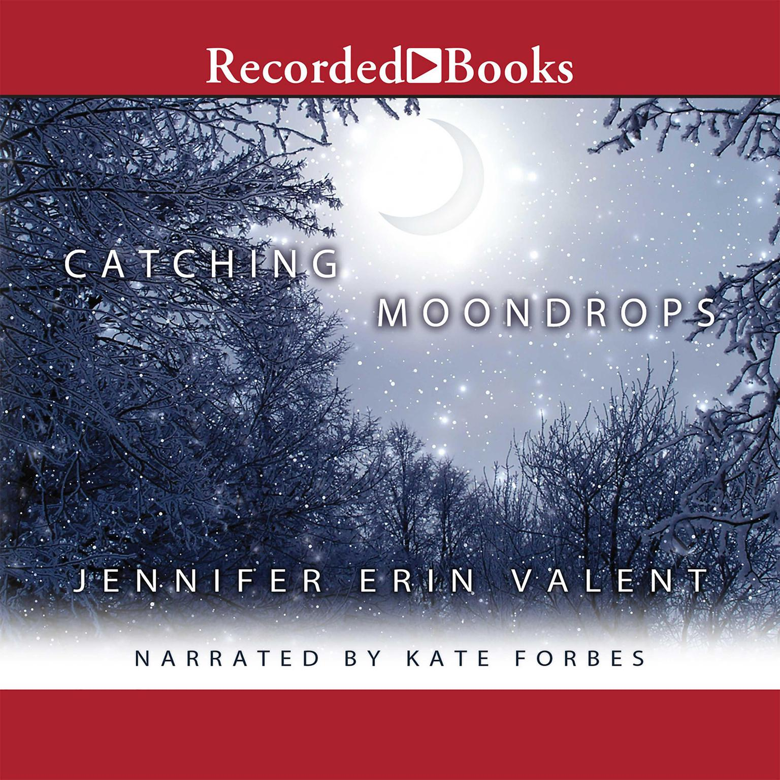Printable Catching Moondrops Audiobook Cover Art